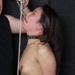 tongue tortured asian